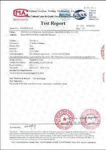 A453 660B sertifikaat