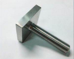 Nickel Cooper monel400 ruudukujuline poldikinnitus n04400