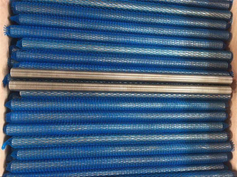 nikli sulam inconel601 / 2.4851 trapetsikujuline keermestatud varras uued kaubad