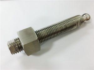 Nr.22 - kohandatud CNC-ga roostevabast terasest kuulpeaga polt ja kinnitus