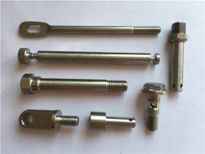 Nr.42-retsensiooniga roostevabad kinnitusdetailid CNC Treimine metallist kinnitusdetailid