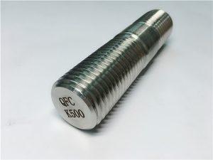 No.62-Monel K500 keermestatud varras